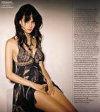 Mia Kirshner From Details mag. Foto 24 (Миа Киршнер От деталей Mag. Фото 24)